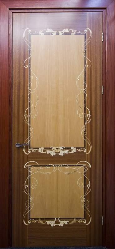 Дверь Крученый паныч и Незабудка