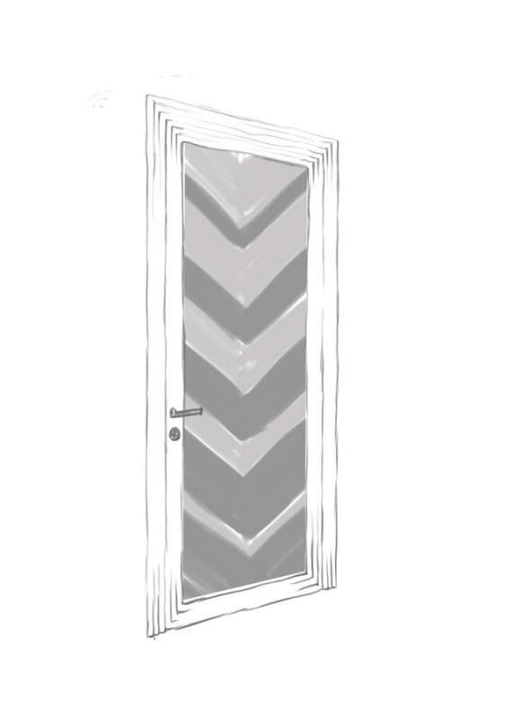 Дверь межкомнатная деревянная 03