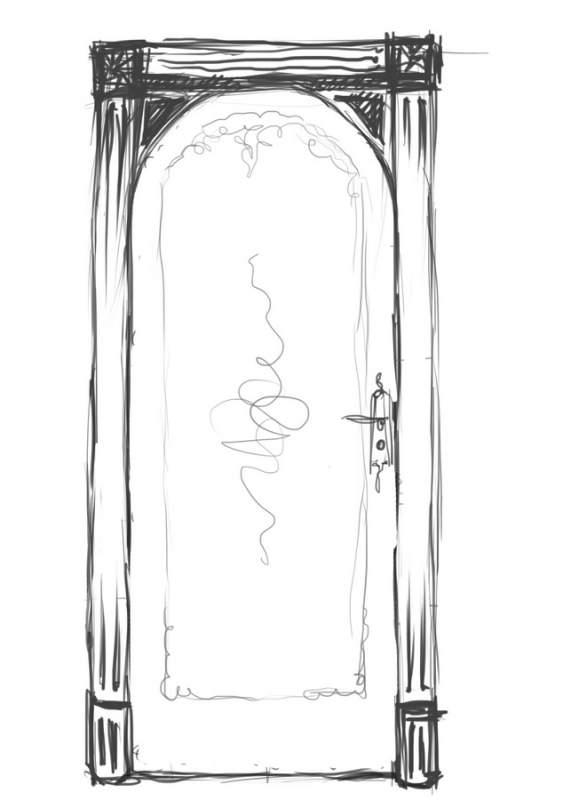Дверь межкомнатная деревянная 10