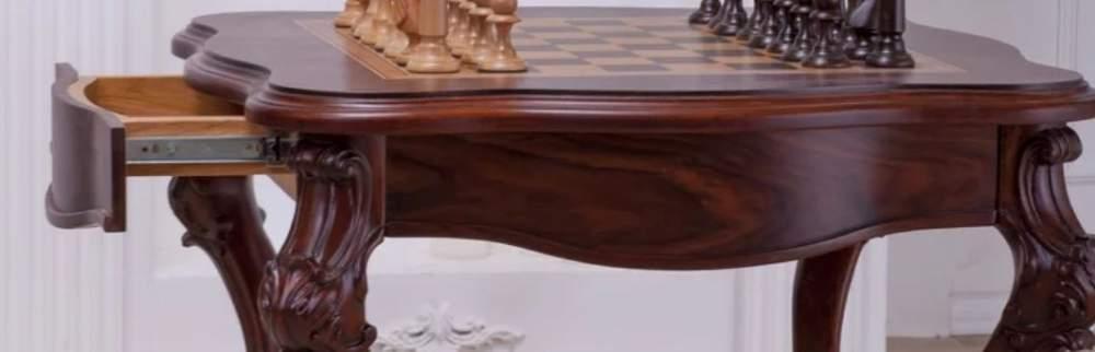 Стол шахматный Версаль
