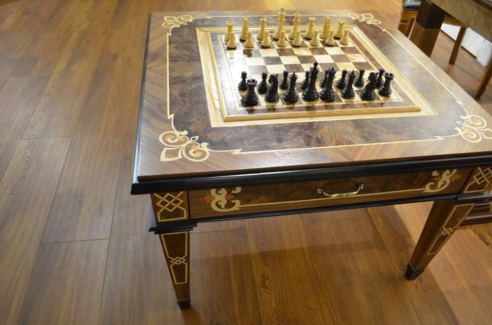 Шахматный стол Гасконец