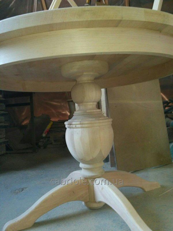"""Деревянная  ножка для стола  """" Олимп"""""""