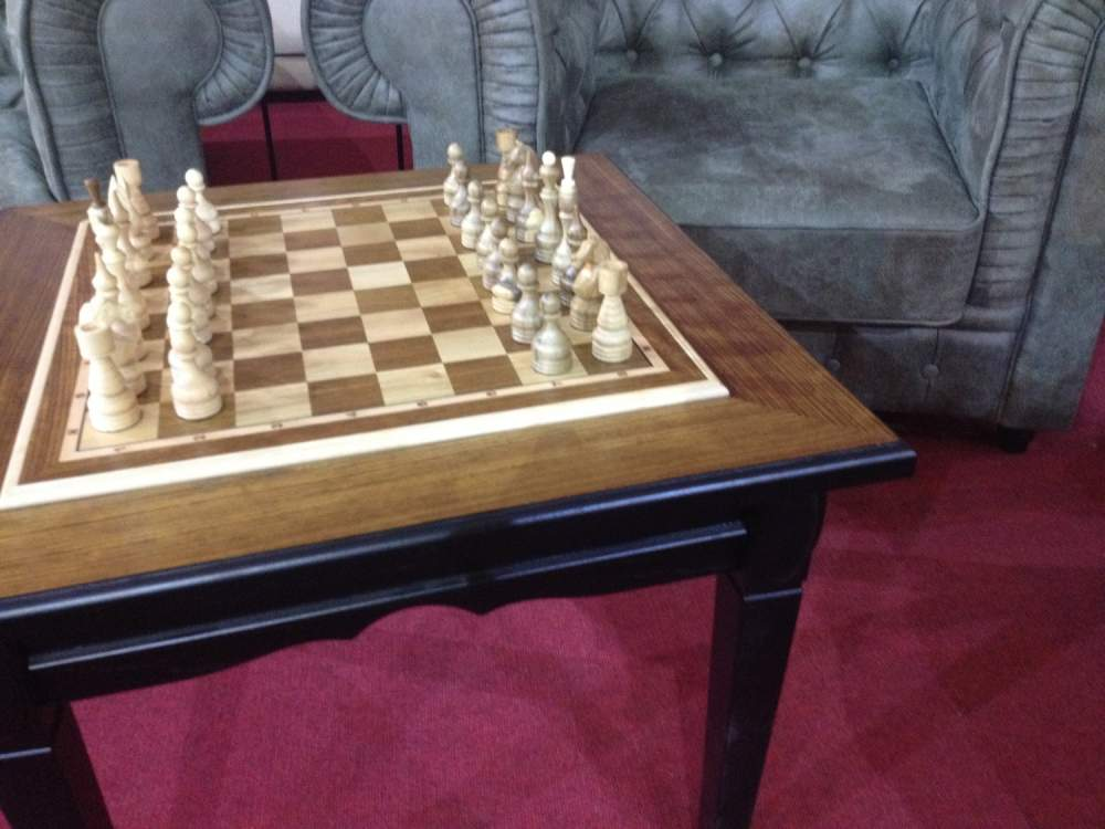 Шахматный стол Классический №2