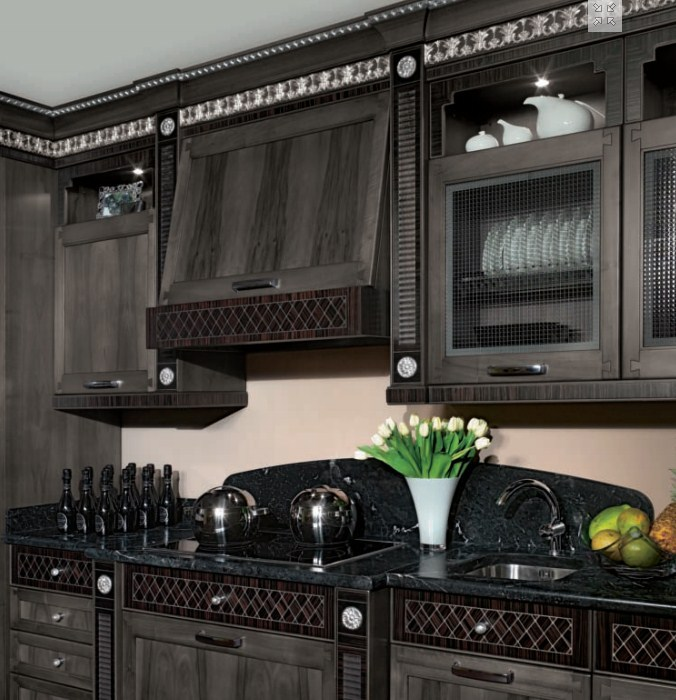 Кухня Radera Majestic Dark