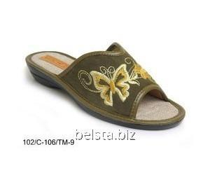 Women's slippers with 102-106
