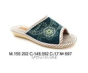 Женские тапочки 155/697 С-148