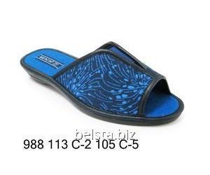 Женские тапочки 988 С-2/С-5