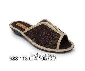 Женские тапочки 988 С-4