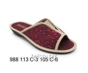 Женские тапочки 988/113 С-3