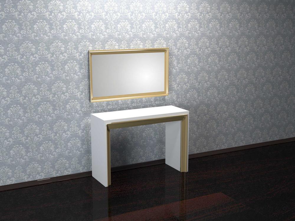 Зеркало к консоли 1100 х 670 арт. GR-118