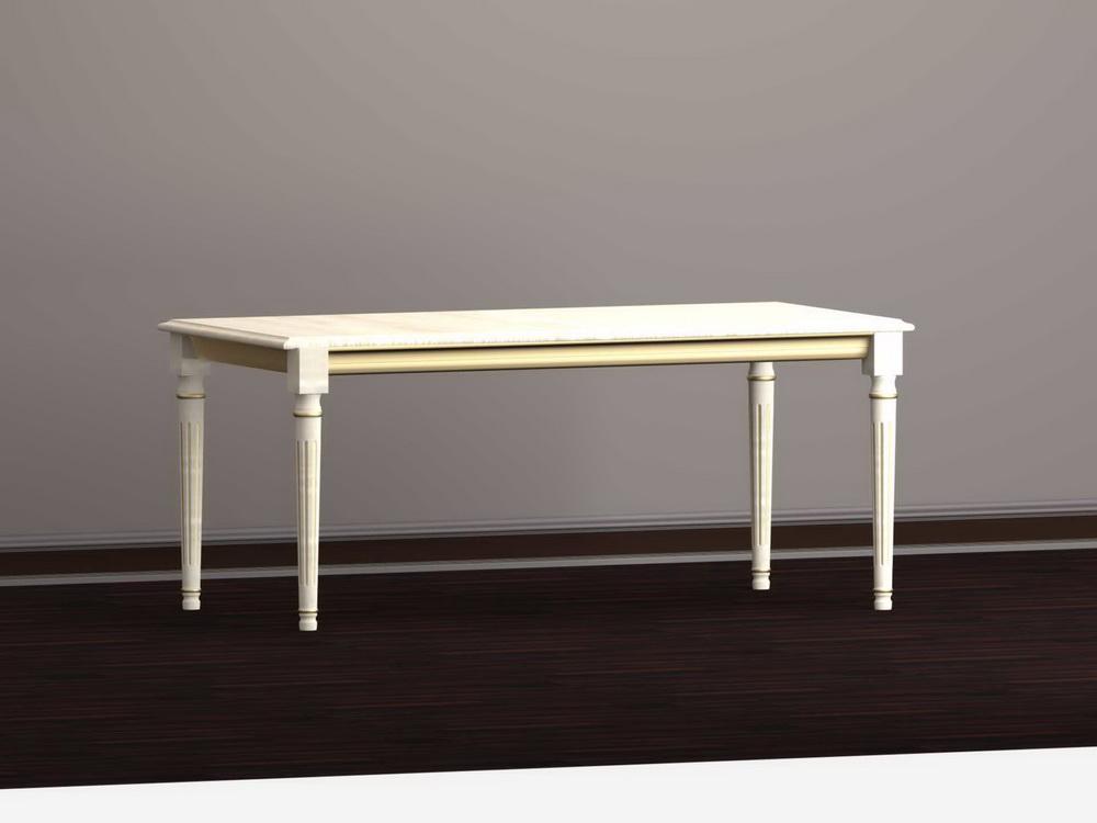Стол обеденный прямоугольный 1800 х 800 х 770 арт. GR-131