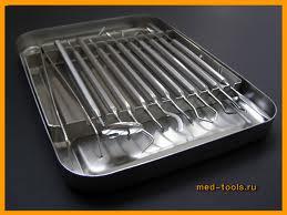 Наборы стоматологических инструментов