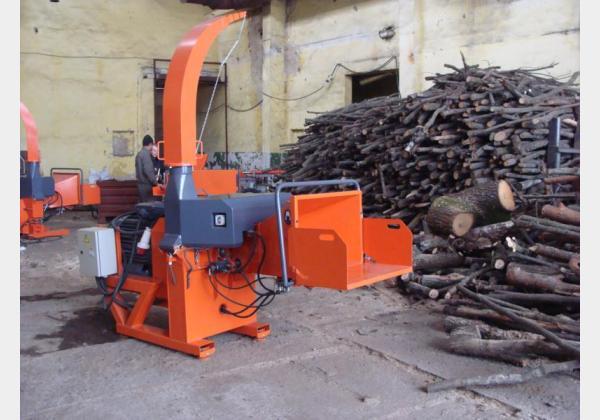 Купити Рубальна машина, щепоріз, дробарка, подрібнювач деревини, RM41