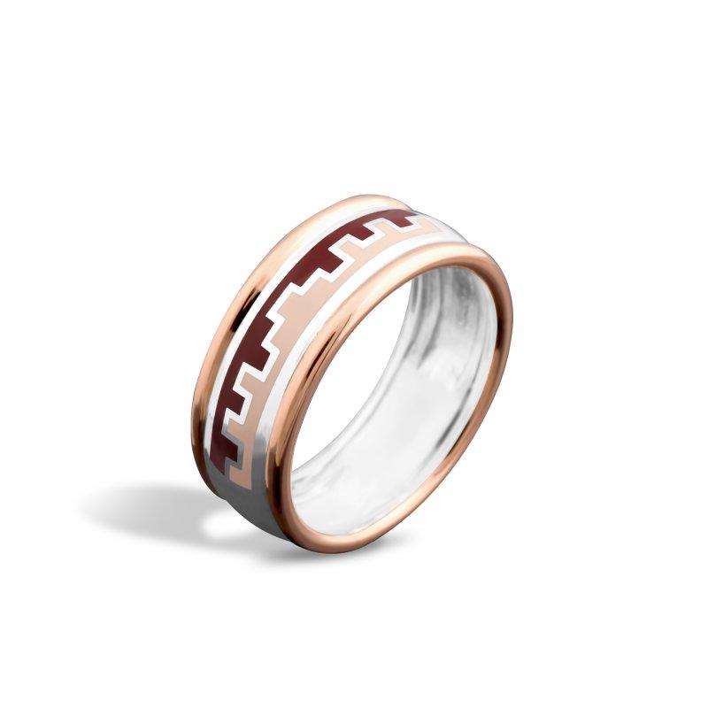 Buy Ring with enamel, 297
