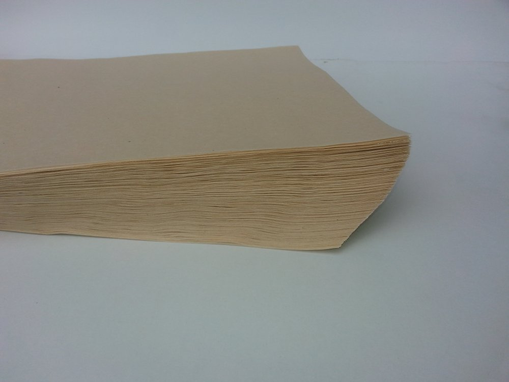 Бумага  подпергамент, марка П, роли; листы