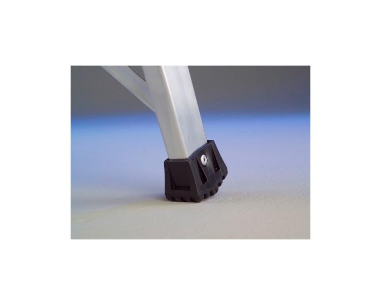 Купить Двухсторонняя профессиональная стремянка SVELT P2 2x8 ступеней