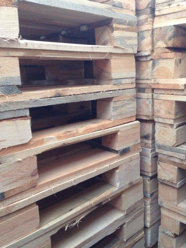 Европоддоны, деревянные поддоны