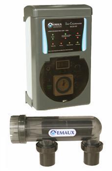 Хлоратор соляной хлоргенератор Emaux SSC15-E 15гр/час
