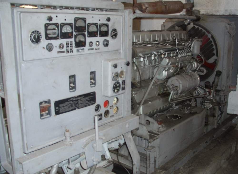 Купить Дизельная электростанция мощностью 50 кВт