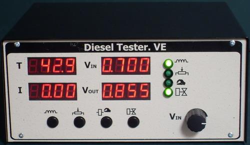 Купить Прибор для диагностики ТНВД Diesel Tester. VE