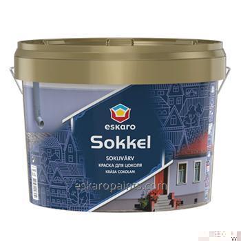Buy Paint for socles of Eskaro Sokkel 9.5l