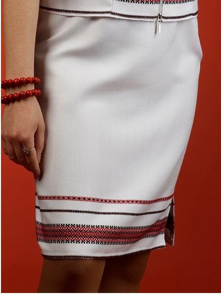 Вышитая юбка - вышиванка С 4