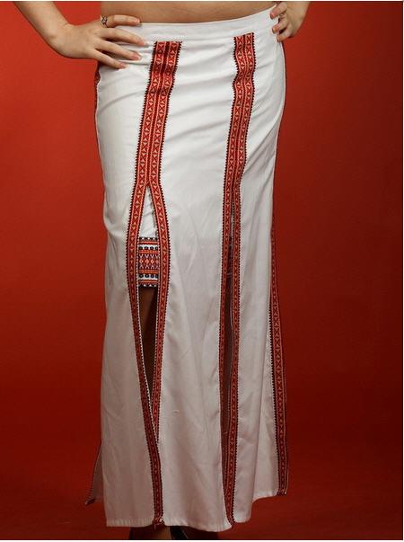 Вышитая юбка - вышиванка С 7
