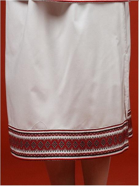 Вышитая юбка - вышиванка С 8