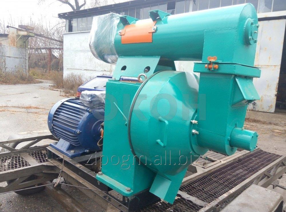 Купить Гранулятор ОГМ-0,8 для производства топливной гранулы