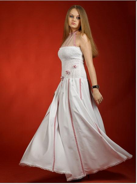 Женское платье - вышиванка ЖП 1