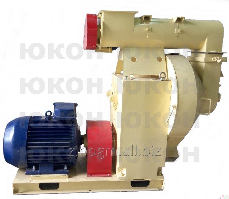 Гранулятор ОГМ-1,5 для производства комбикорма и топливной гранулы из различного вида сырья