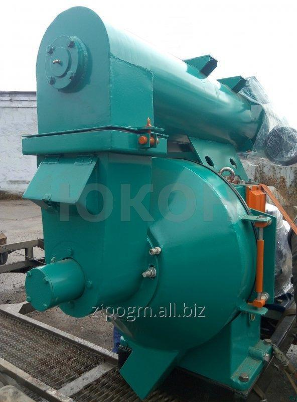 Granulator OGM-1,5 (production of compound feed or fuel granule)