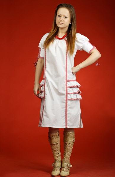 Женское платье - вышиванка ЖП 8 купить в Тернополе 369b455f72b1c