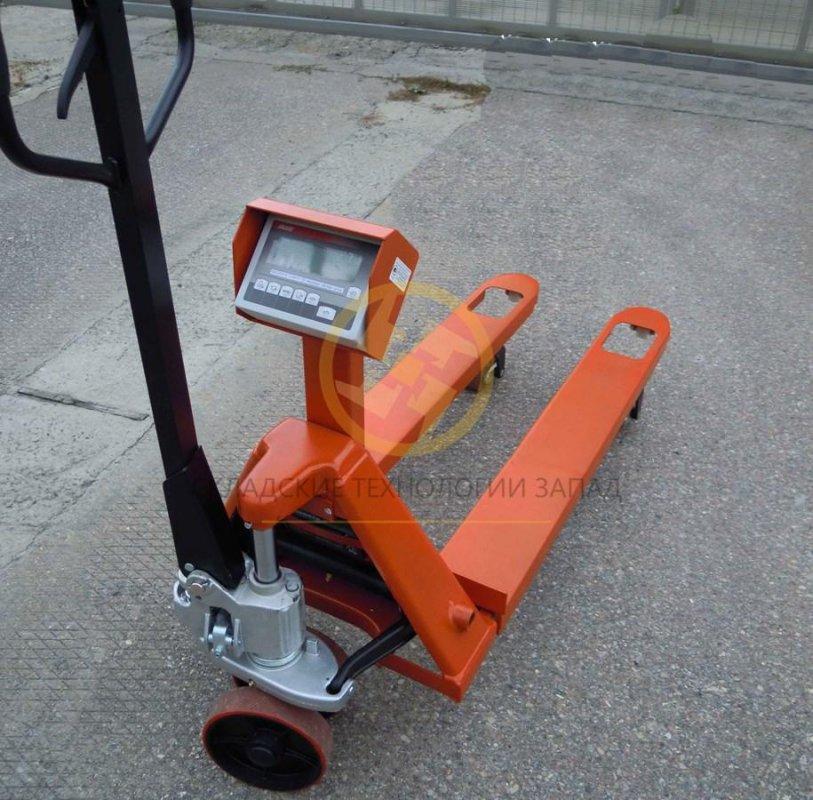 Купить Рокла весы для склада 4BDU2000Р-В-П
