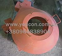 Передняя крышка гранулятора (без питателя) ОГМ 1,5
