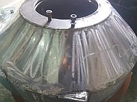 Крышка гранулятора из НЕРЖАВЕЙКИ для ОГМ-1,5