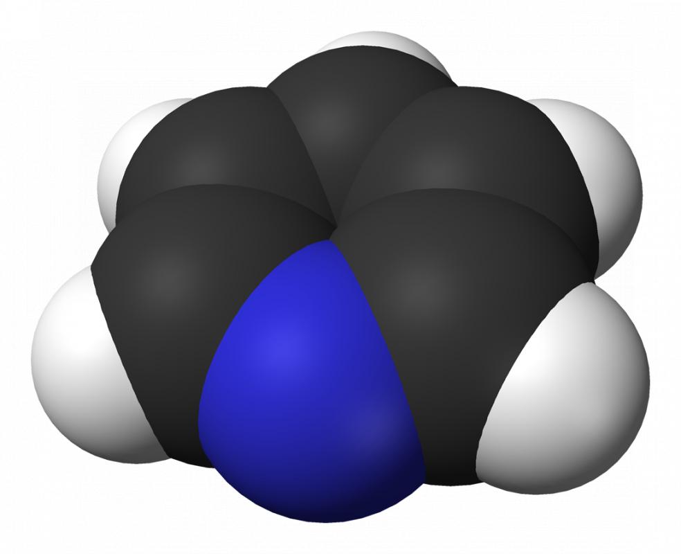 Пиридин, CAS № 110-86-1