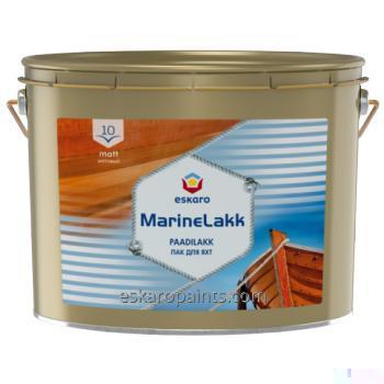 Buy Alkyd-urethane varnish for yachts Eskaro Marine lakk 2.4L