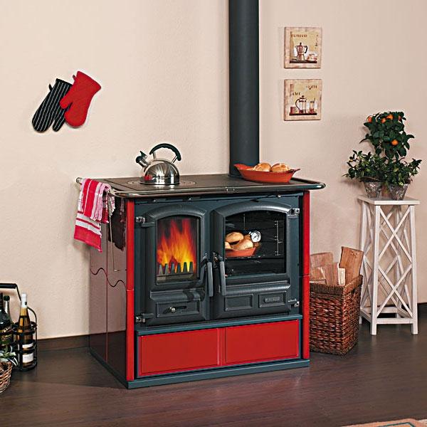 Buy Печь Regina 631 rosso (Hark)