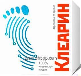 Buy Klearin - sachets of nail fungus and foot