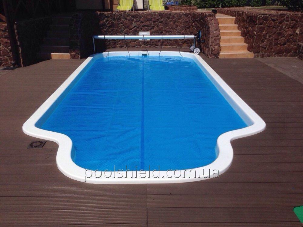 A covering for interior pools Shield 500