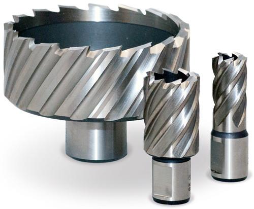Корончатая фреза weldon 19 доступны все диаметры , мм 23