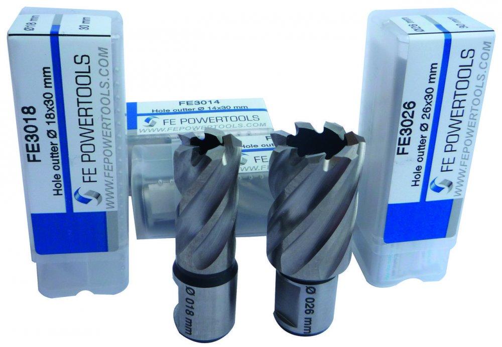 Корончатая фреза weldon 19 доступны все диаметры , мм 24
