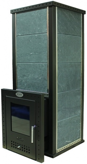Печь для бани Klover RT 35-RV Талькомагнезит 30 мм