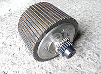 Прессующий валец гранулятора Б6-ДГВ. Ролик Б6-ДГВ