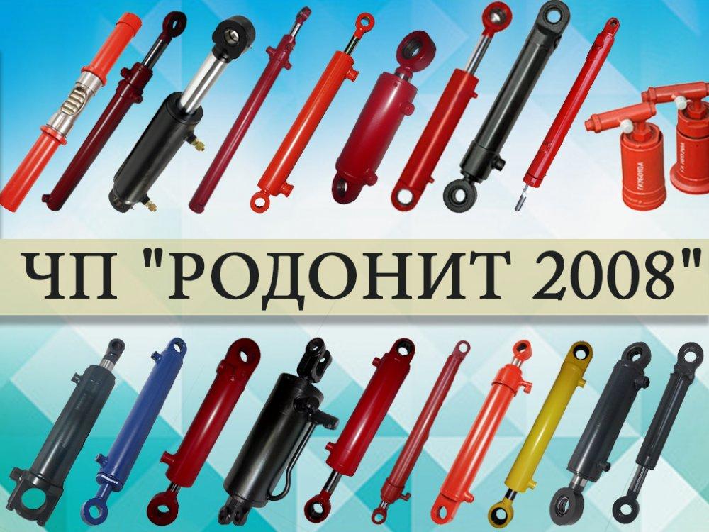 Хидравличен цилиндър прът TS 100 x 200,00 (с ядки)