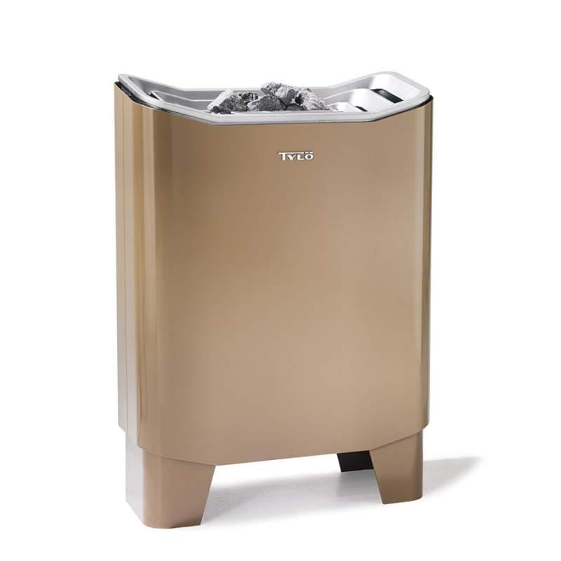 Печь для бани и сауны Tylo Expression Combi 10 шампань + пульт H2 + релейный блок RB45