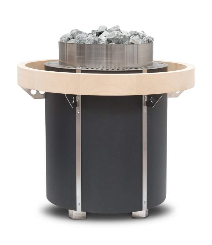 Электрическая печь для бани без парогенератора EOS Orbit
