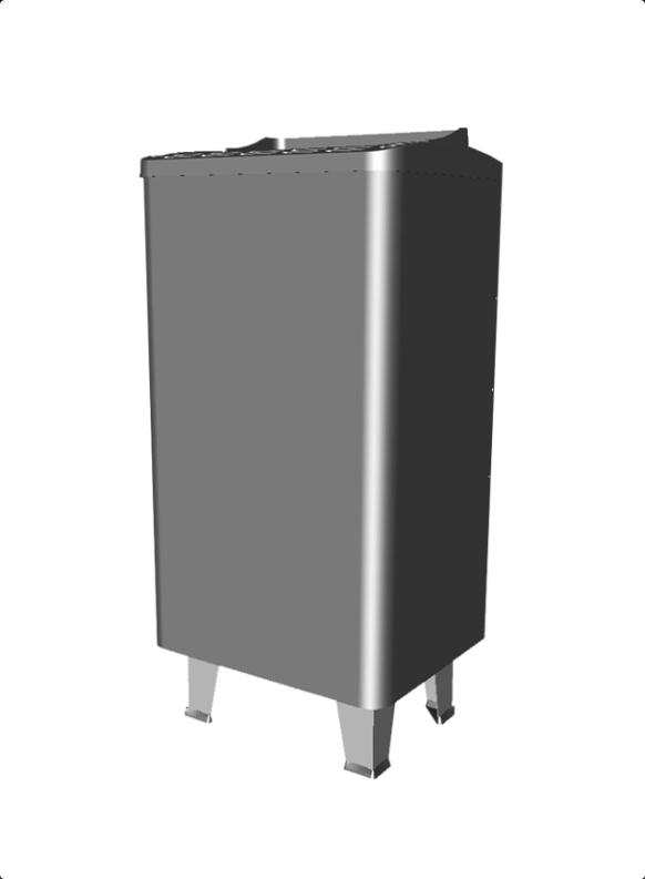 Электрическая печь для бани без парогенератора EOS Thermo-Tec S