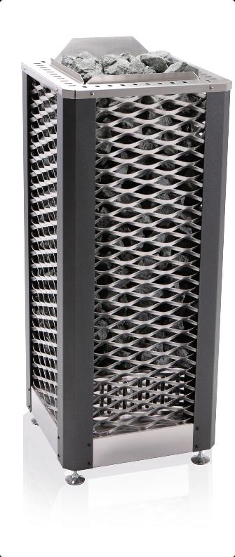 Электрическая печь для бани без парогенератора EOS Saunadome